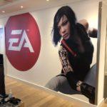 Impression numérique, print, décoration, EA games, impression grand format