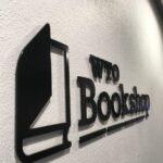 lettres reliefs, wto bookshop